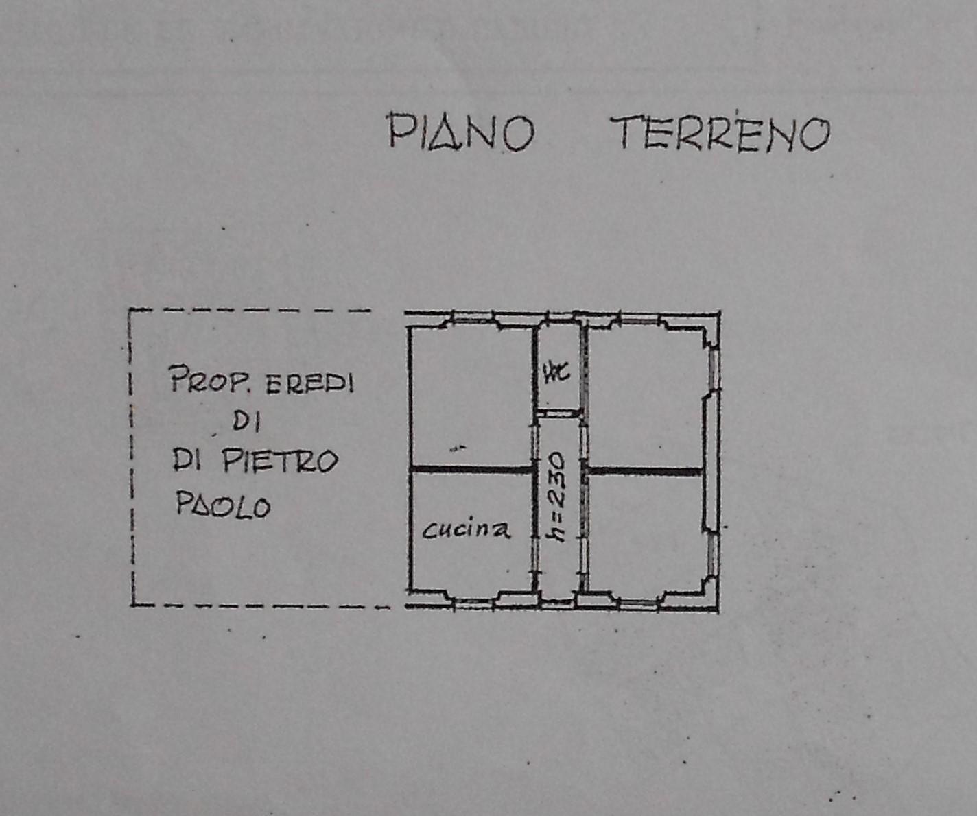 Casa bifamigliare con giardino - Agenzia Immobiliare ...